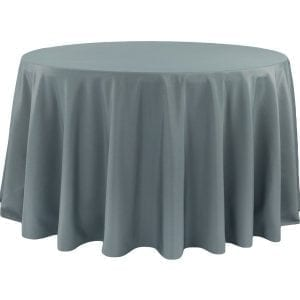 Polyester Round Linens